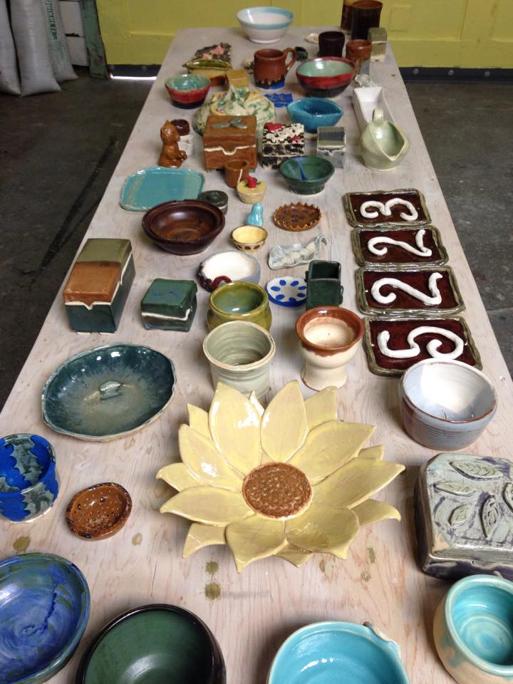 begining ceramics projects 2015